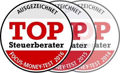 TOP Steuerberater | Steuerberatung Gerstetten - Focus Money Brand
